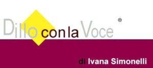 Logo Dillo con la Voce - Accademia Pons